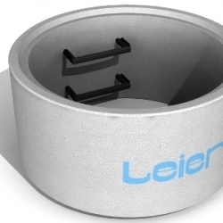 Leier kútgyűrű